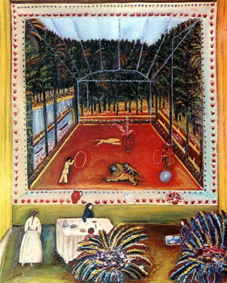 Pavel Petrovich Leonov. Circus