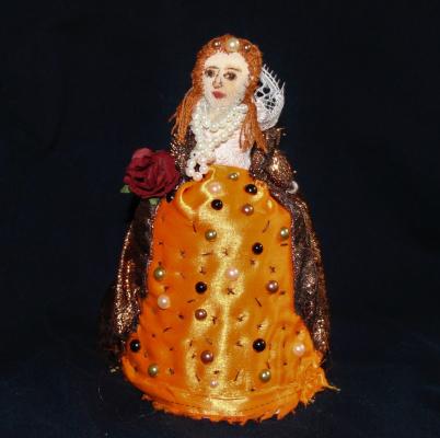 Zina Vladimirovna Parisva. Elizabeth I