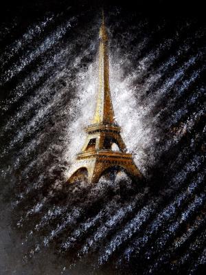 Alex Visiroff. Paris Tree