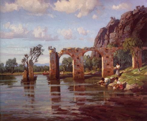 Пол Стрисик. Мост