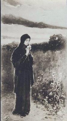 Вильгельм Александрович Котарбинский. Вечерний покой