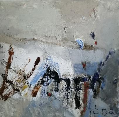 Anatoly Vasilyevich Kuznetsov. Composition 2