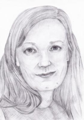 Nataly Yakubovskaya. Portrait3