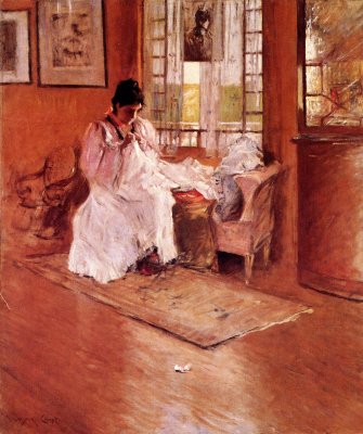 William Merritt Chase. For kid