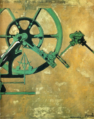 Francis Picabia. Daughter born without a mother