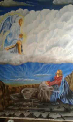Victor Vladimirovich Weaver. Savior angel