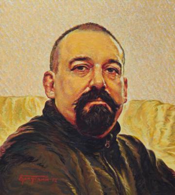 David Shikovich Brodsky. Artist Vyacheslav Breysh