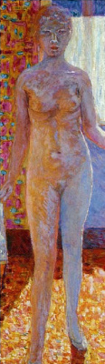Pierre Bonnard. Naked girl