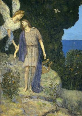 Pierre Cecil Puvi de Chavannes. Orpheus