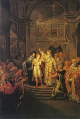 Григорий Иванович Угрюмов. Избрание Михаила Федоровича Романова на царство 14 марта 1613 года