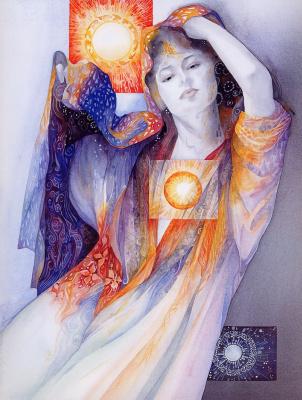 Хелена Нельсон-Рид. Божественной женственности танец под ритм