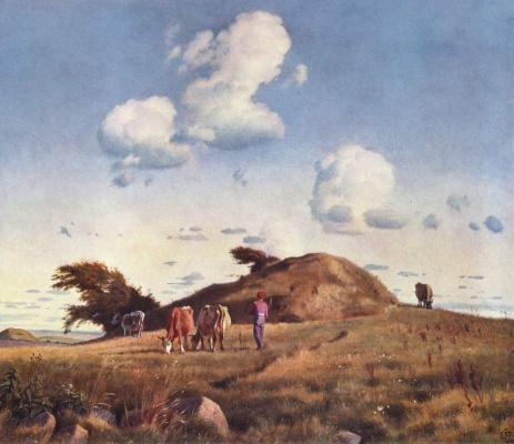 Джон Томас Лундби. Пейзаж