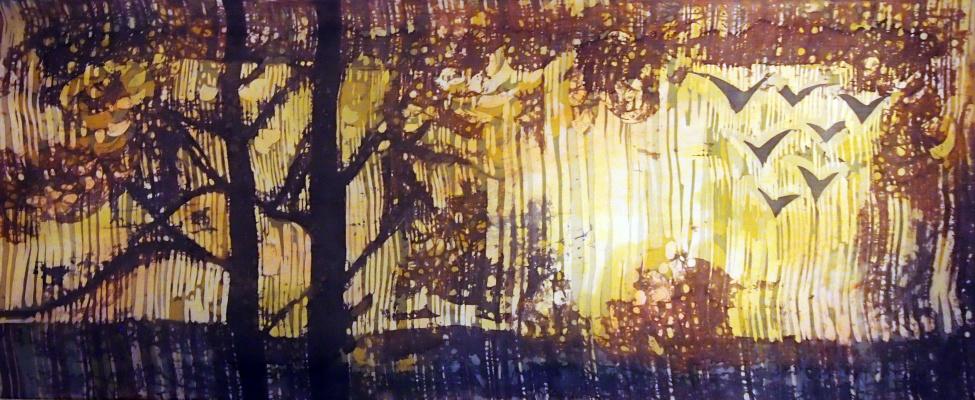 Ksenia Vitalievna Mironova. Autumn mood