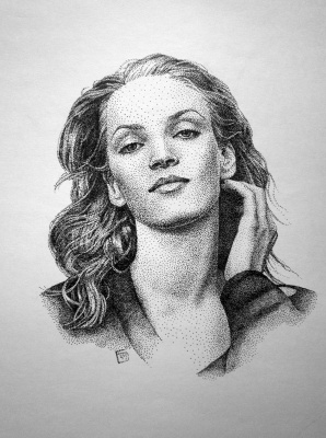 Maria Alexandrovna Chernova. Uma Thurman