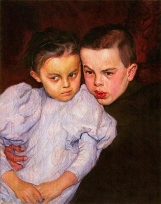 Алексей (Олекса) Новаковский. Children