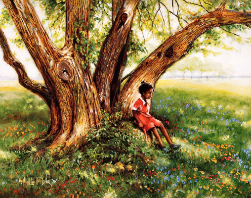Бек Артелло младший. Тень под деревом