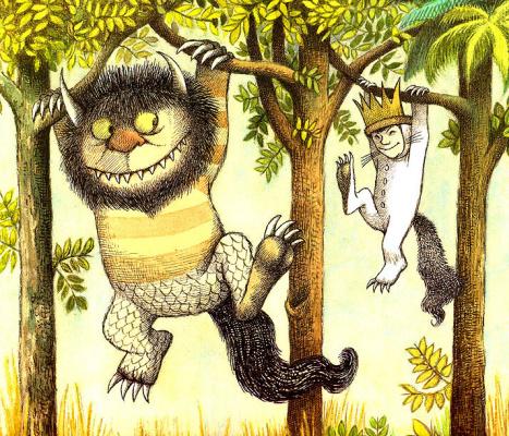 Морис Сендак. Игры на деревьях