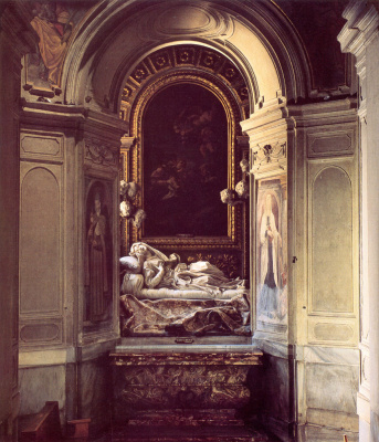 Джованни Лоренцо Бернини. Благословенный
