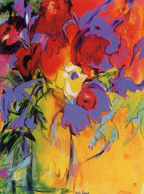 Николь Форман. Цветы 5