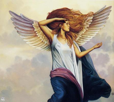 Шерил. Белые крылья ангела