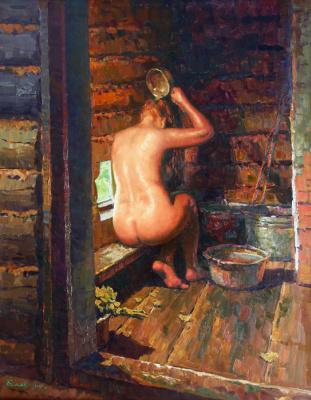 Evgeny Gennadievich Balakshin. Bath. 2007