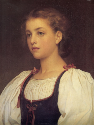 Frederic Leighton. Blonde