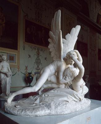 Antonio Canova. Cupid and Psyche