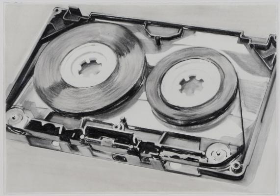 Rick de Boux. Audio cassette