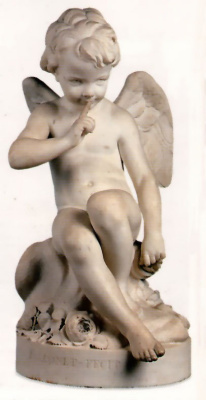 Etienne Maurice Falcone. Angel