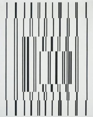 Victor Vasarely. Fugue