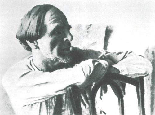 Михаил Ксенофонтович Соколов. Фотография