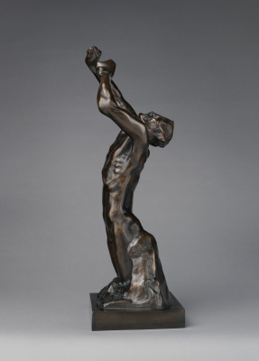 Auguste Rodin. Desperate boys