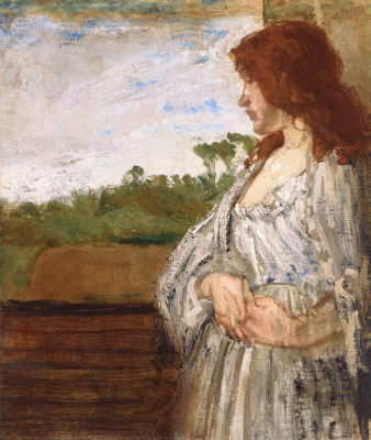 James Abbot McNeill Whistler. White note