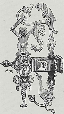 "Adolf Friedrich Erdmann von Menzel. Illustration for the essay Berthold Auerbach ""the Mechanic from Wittenberg""[01], Initial D"