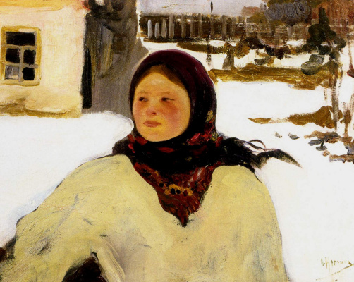 Alexander Murashko. Girl