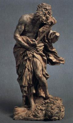 Gian Lorenzo Bernini. Saint Jerome