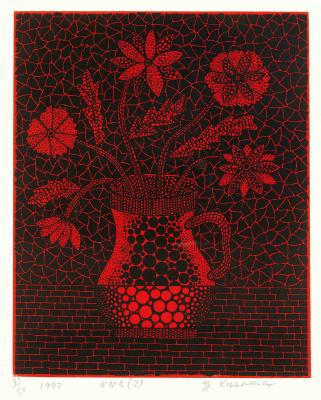 Yayoi Kusama. Flowers