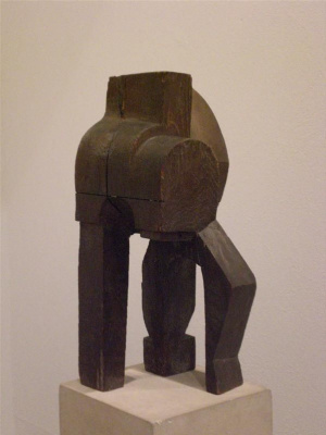 Constantine Brancusi. The prodigal son.