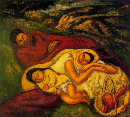 Arturo Souto. Sleep
