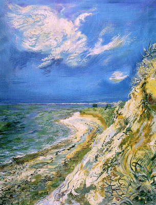 George Grosz. High dunes