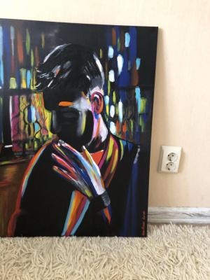 Anastasia Lande. Pop Art