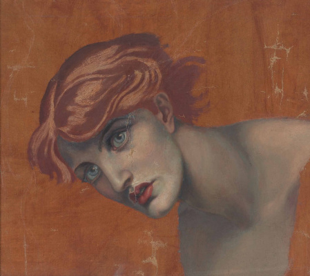 Dante Gabriel Rossetti. The song of the dead Desdemona. Fragment