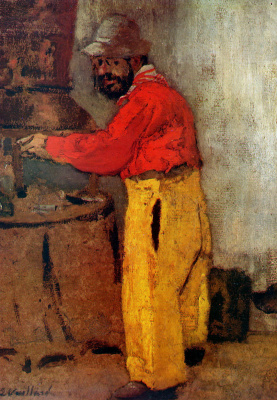 Jean Edouard Vuillard. Henri de Toulouse-Lautrec