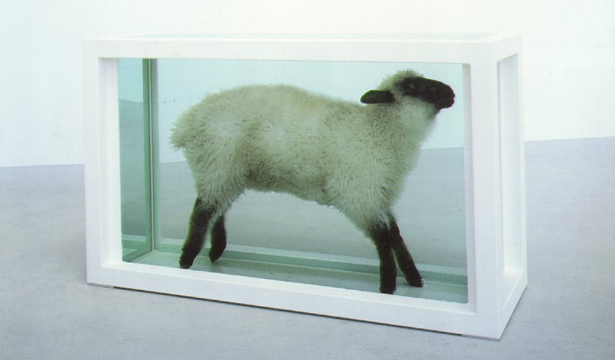 Damien Hirst. Restriction