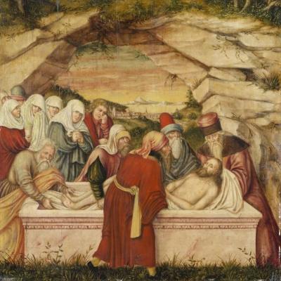 Лукас Кранах Старший. Положение во гроб