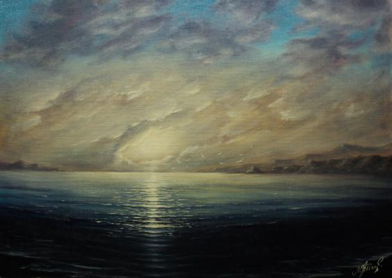 Valery Levchenko. No. 115 Quiet Bay