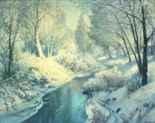 Александр Владимирович Кусенко. Winter