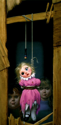 Майкл Уилан. Кукла
