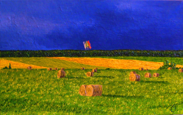 Eduard Поникаров. Field