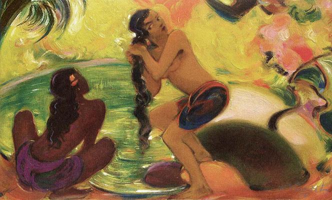Svyatoslav Nikolaevich Roerich. Friends